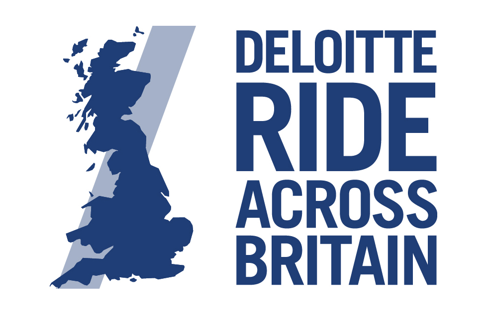 Deloitte RAB Bike Transport - JOG to BRISTOL